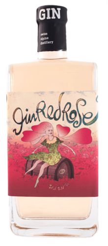 Gin Red Rose 70cl