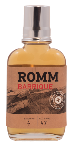 Romm Barrique 10cl